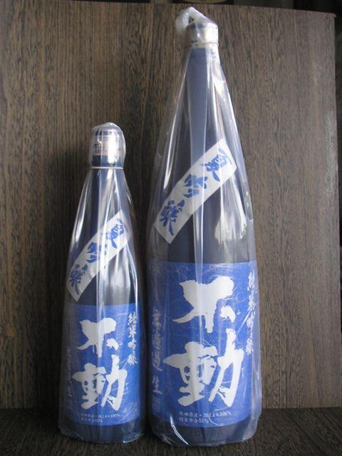 不動夏吟生 純米吟醸1.8L